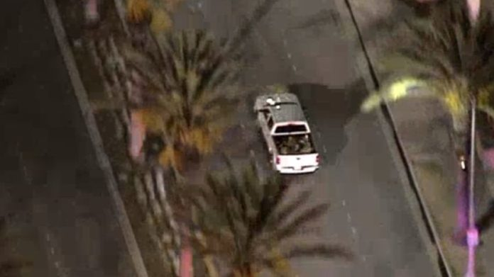 Car Chase Friday Night Ends in South Pasadena
