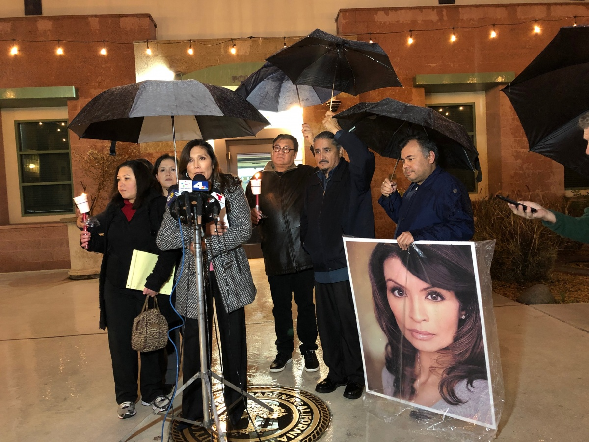 "Vanessa Marquez killed by police. | Press conference at South Pasadena City Hall announcing wrongful death lawsuit. ""ER"" Actress Vanessa Marquez was killed by police Aug. 30, 2018 at her South Pasadena home"