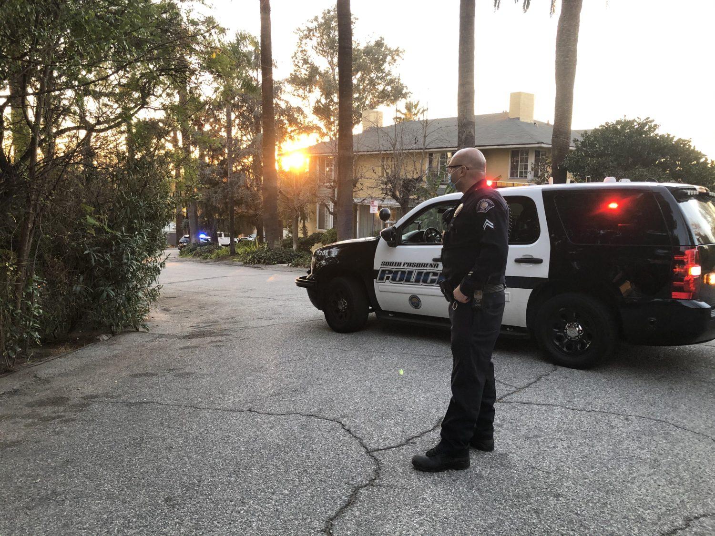 Inseguimento della polizia di South Pasadena
