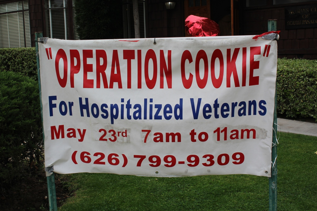 operation cookie: south pasadena helps hospitalized, homeless and