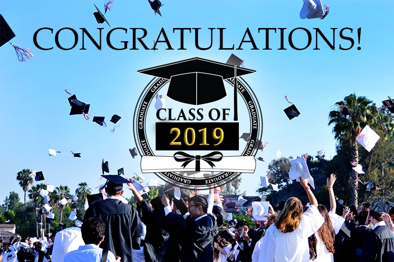 Pasadena Isd 2019-16 Calendar GRADUATION | SPHS 2019 Senior Class Ceremony | South Pasadena News