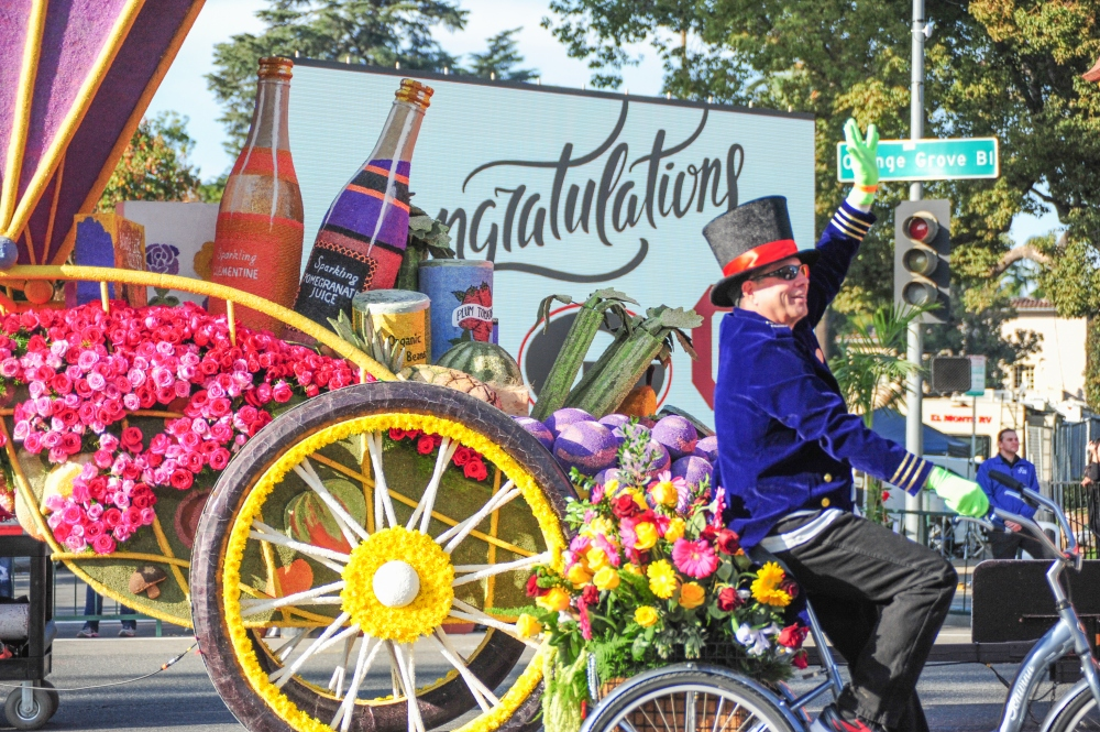 Rose Parade Floats >> Rose Parade 2018 South Pasadena | South Pasadena News