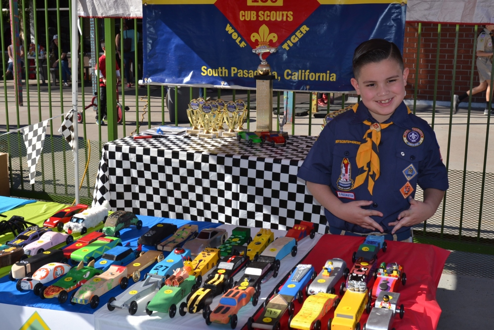 Pinewood Derby Cub Pack 139 Celebrates 50th Year