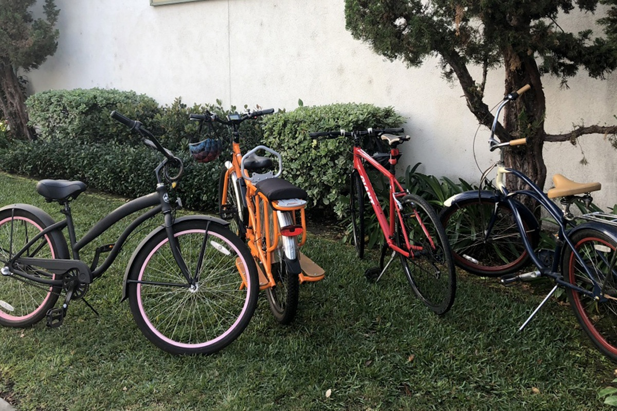 Bicycle Thefts Increase Police Warn Residents The