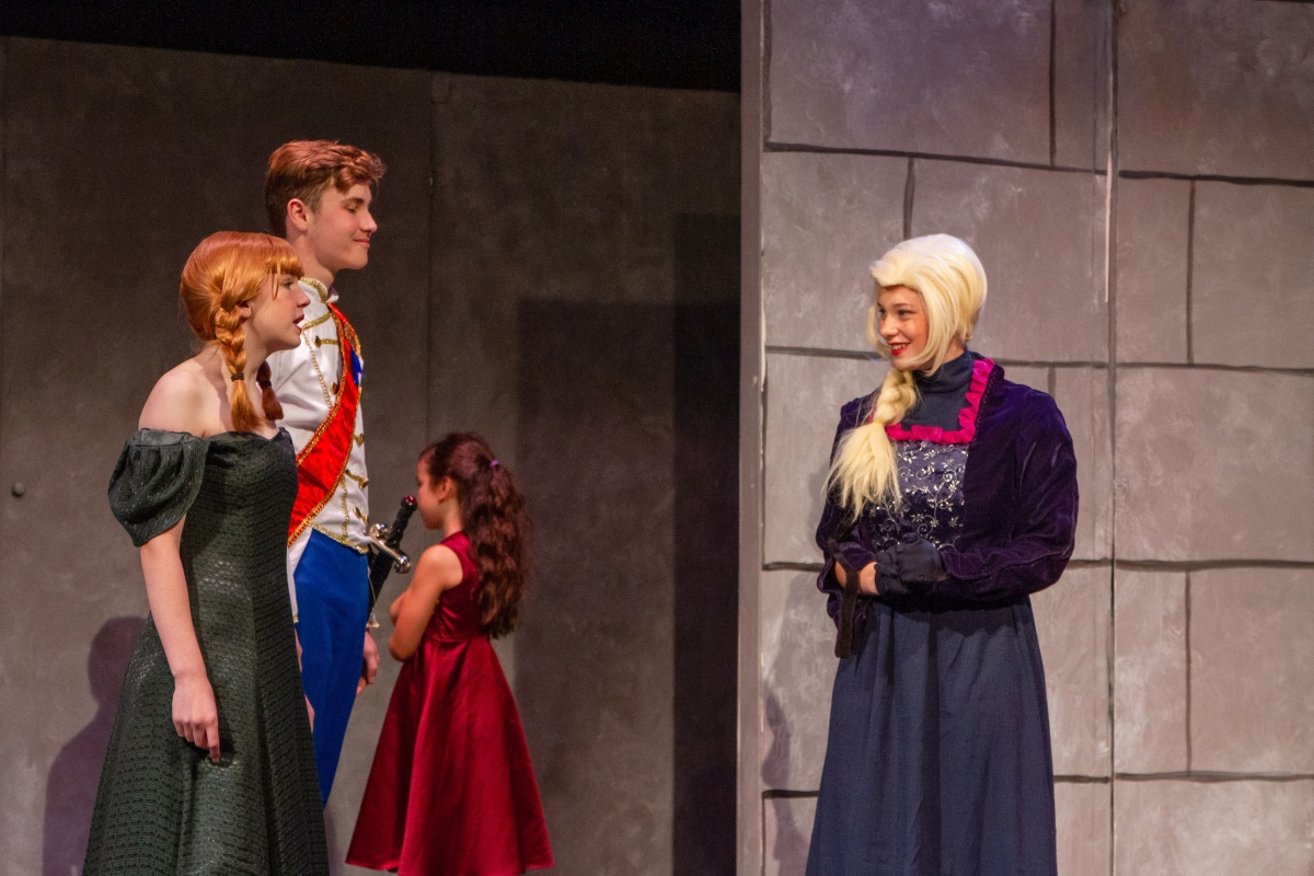 FROZEN JR  at Young Stars Theatre | A Show Worth Melting For | South