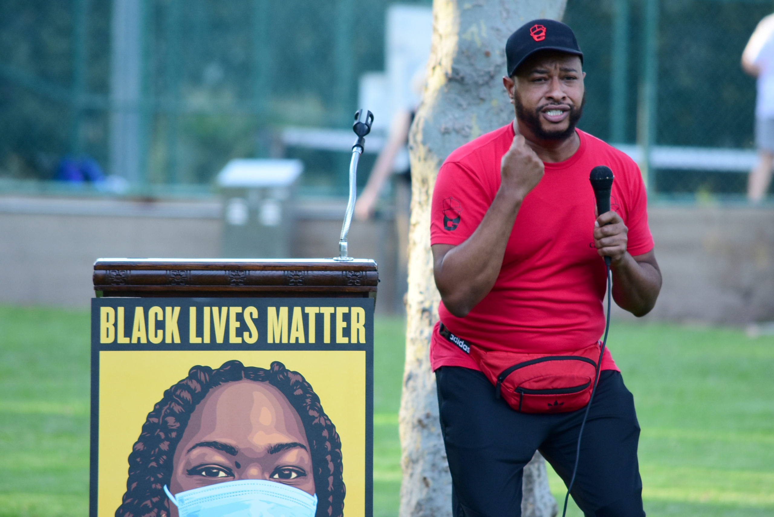 south-pasadena-news-06-25-2020-tamir-rice-vigil-memorial-sp-youth-police-reform-garfield-park-022