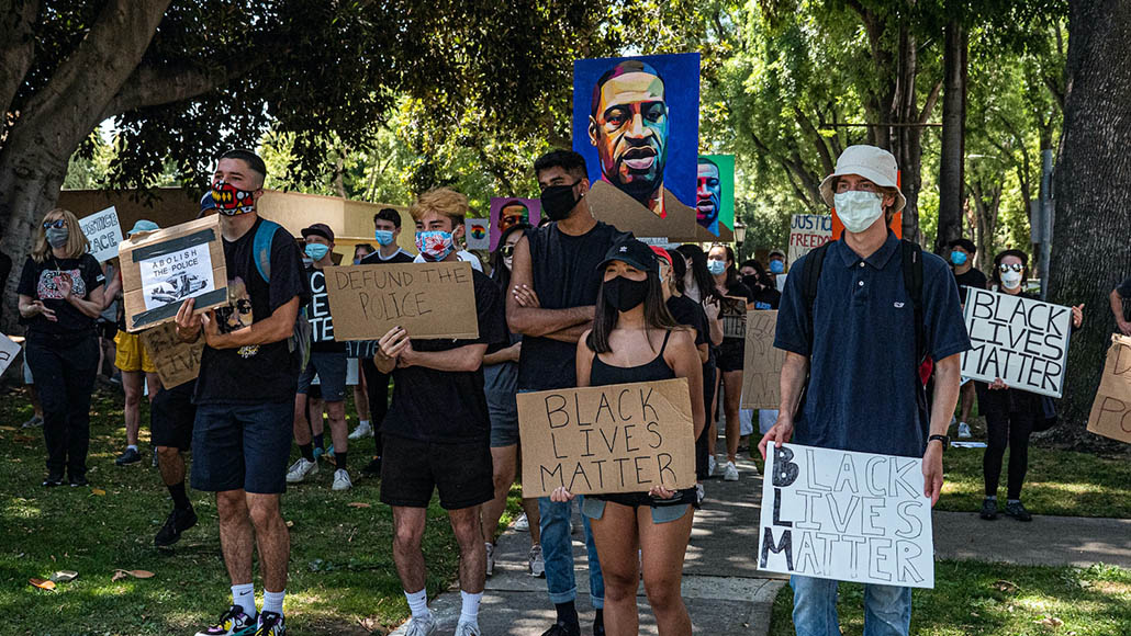 south-pasadena-news-07-07-2020-protests-blm-black-lives-matter-march-library-4th-of-july-garfield-park-026