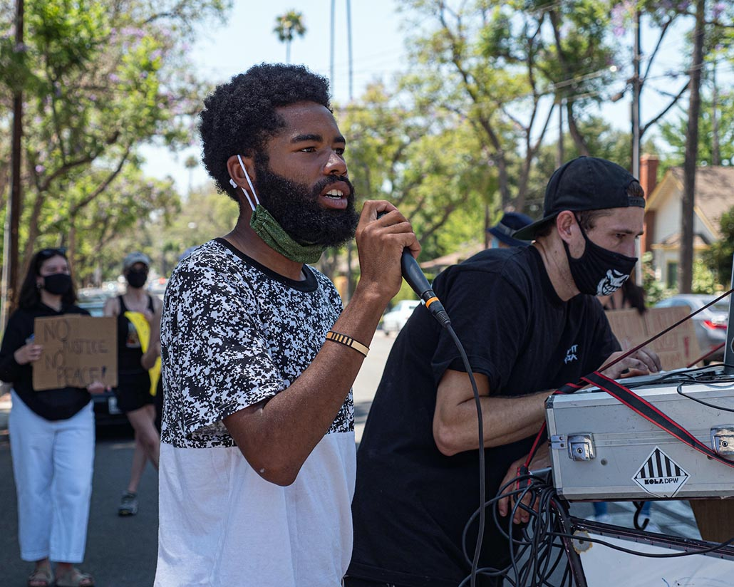 south-pasadena-news-07-07-2020-protests-blm-black-lives-matter-march-library-4th-of-july-garfield-park-06