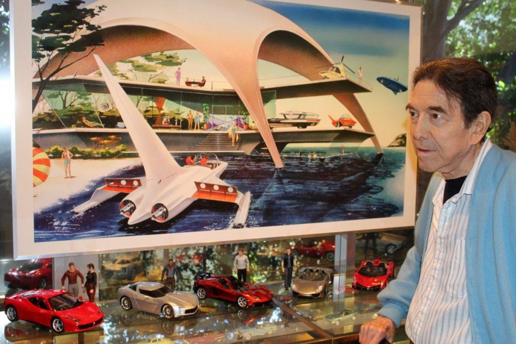 Meet Car King James Powers Avid Collector Designer Extraordinaire The South Pasadenan South Pasadena News