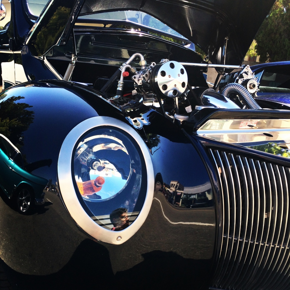 It S The Tournament Of Roses Hot Rod Classic Car Show South