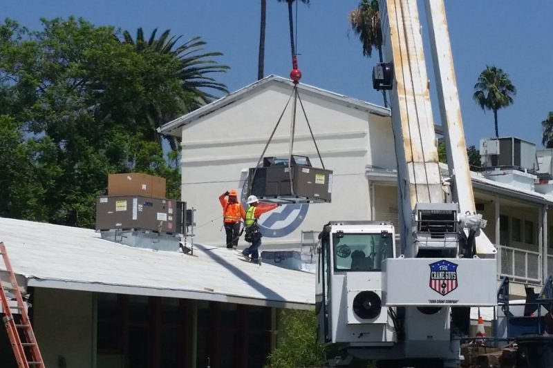Marengo Elementary School Roofing & HVAC Project Update | South ...