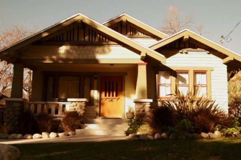 """L A Places Bungalow Heaven: Extraordinary """"Bungalow Heaven"""" Screening At South"""