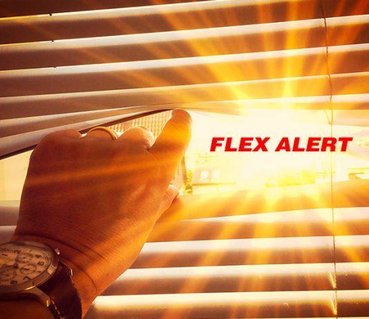 FLEX Alert Issued