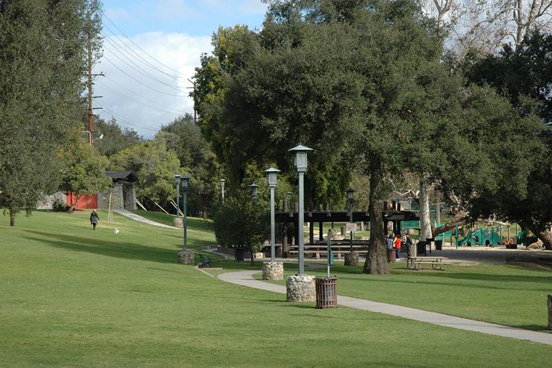 Dog Park South Pasadena